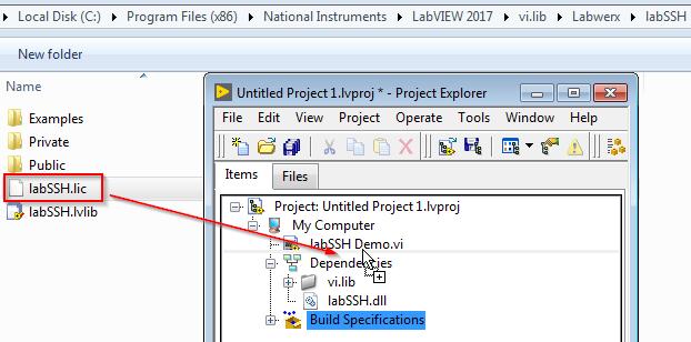 Application Builder Guide — LabSSH 2 4 0 documentation